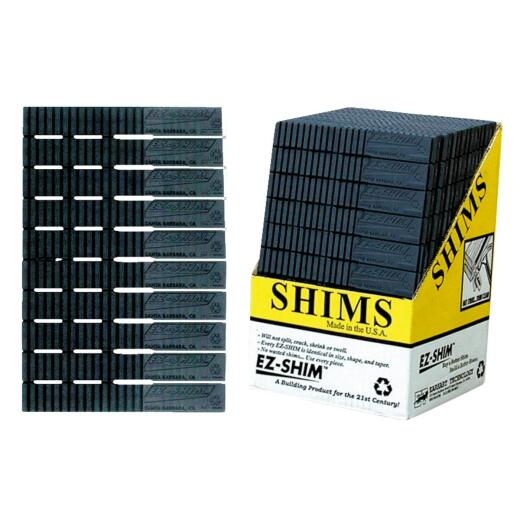 EZ Shim 8 In. Bulk Plastic Shims