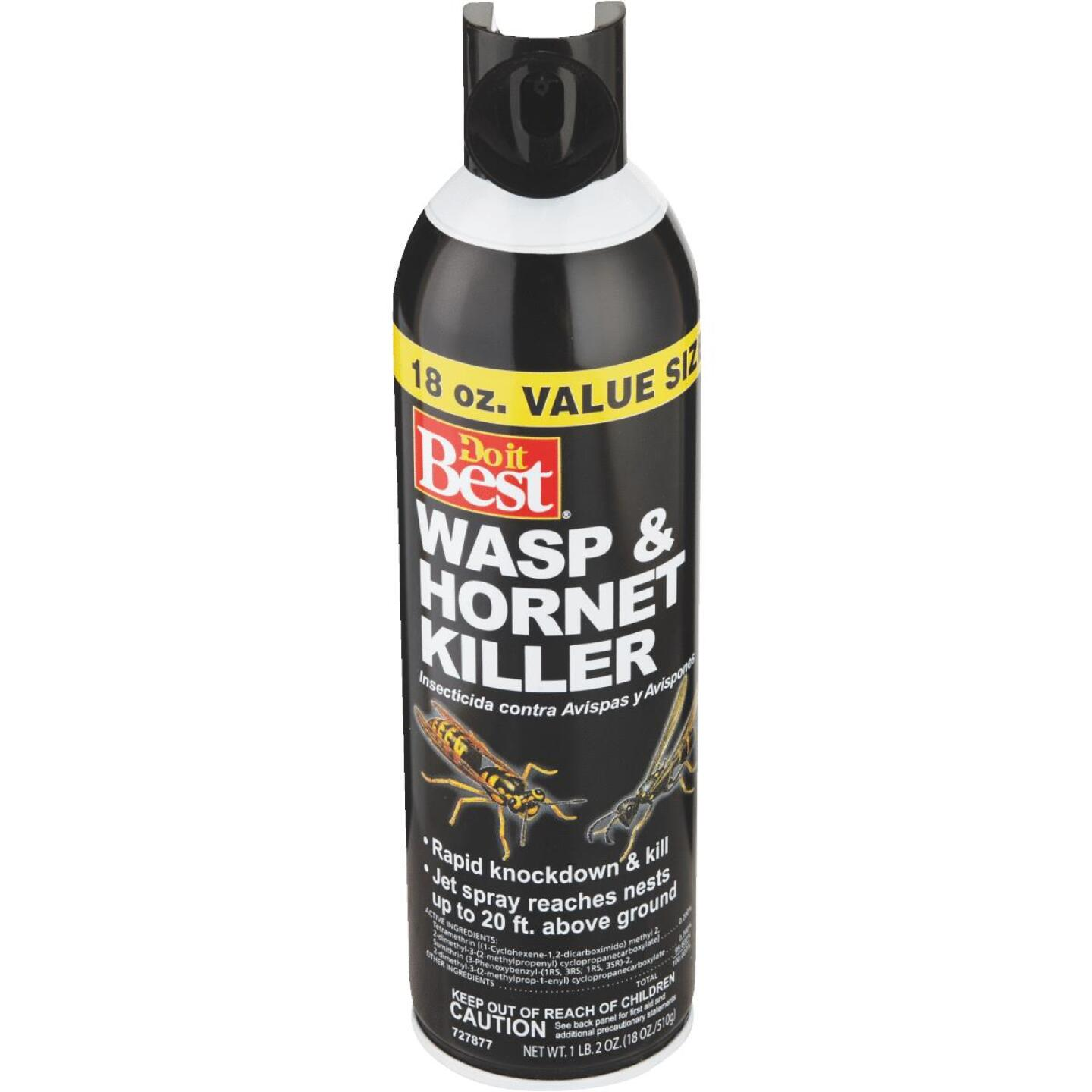 Do it Best 18 Oz. Liquid Aerosol Spray Wasp & Hornet Killer Image 6